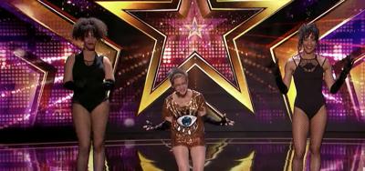 Valerie Sassyfras on 'America's Got Talent'