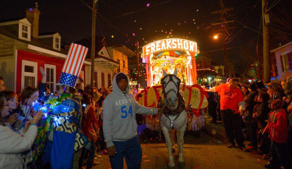 Alternative krewes have long been part of Mardi Gras in New Orleans _lowres