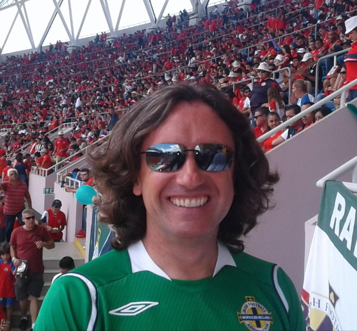 Stephen Rea releases World Cup book and covers Russia 2018 competition_lowres