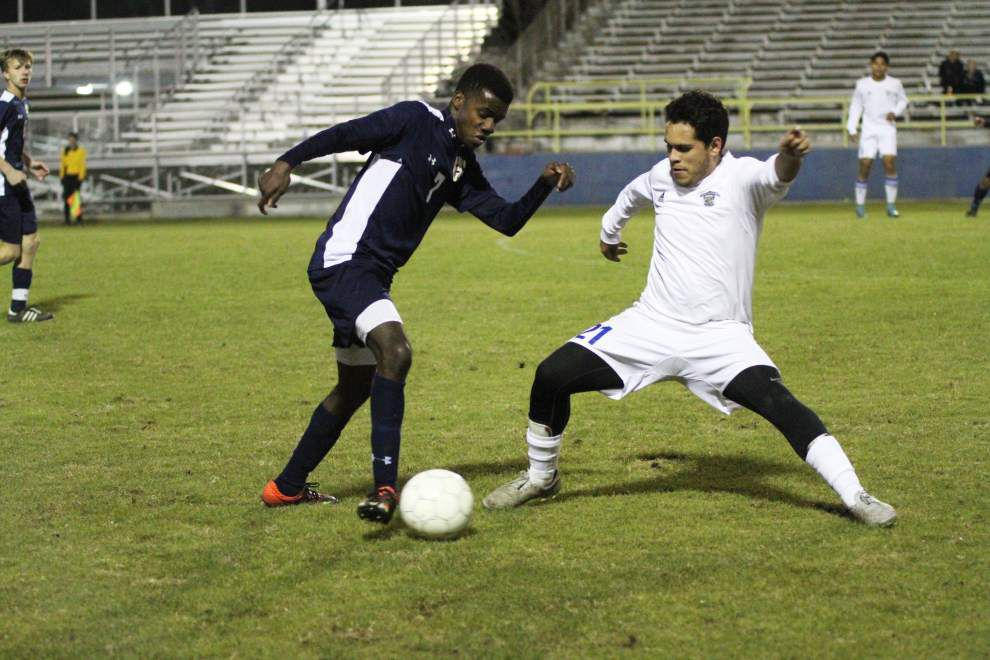 East Ascension, Holy Cross battle to draw in soccer _lowres