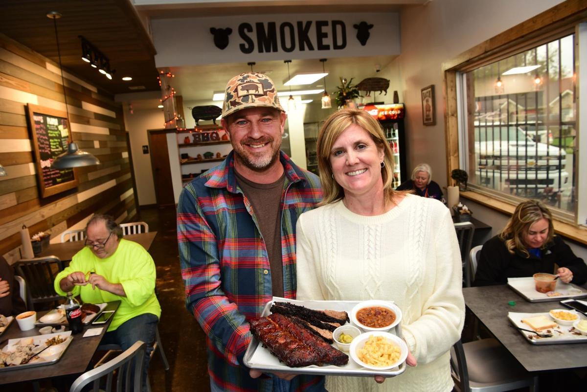 Review: Smoked brings barbecue to Harahan