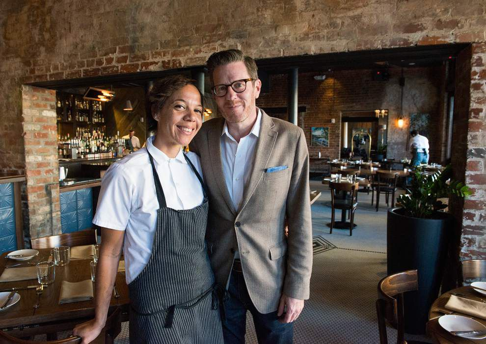 Review: Fame came fast, but 'Top Chef' alum Nina Compton's own restaurant Compère Lapin builds its case dish by dish _lowres