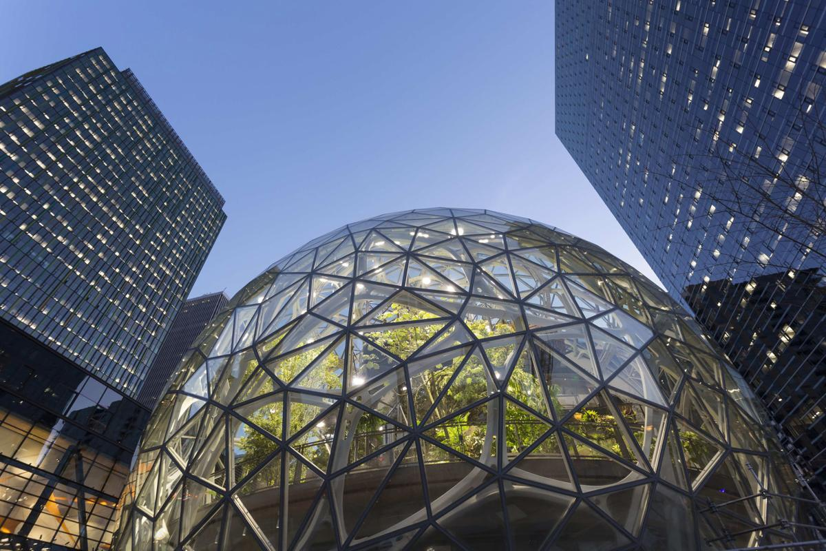 Amazon unveils 20-city short list for $5 billion second headquarters