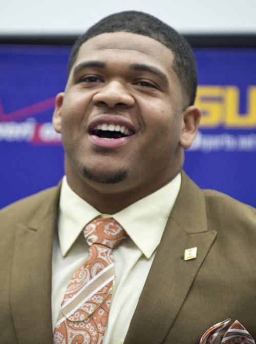 LSU sends Collins, Magee, Welter to SEC media days _lowres