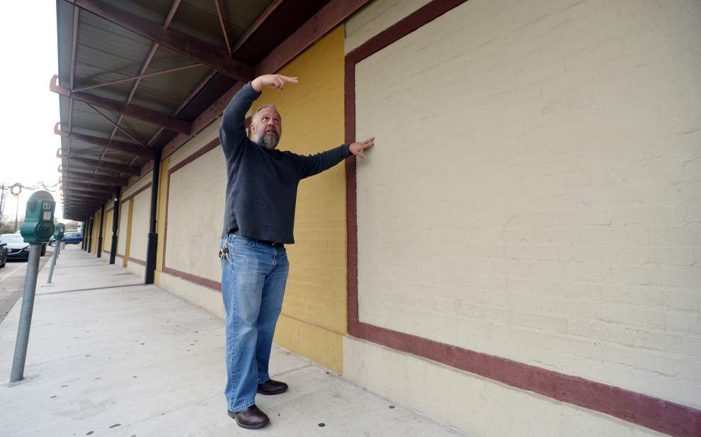 Getting a new look: Five murals to be painted on walls of the Lafayette Science Museum _lowres