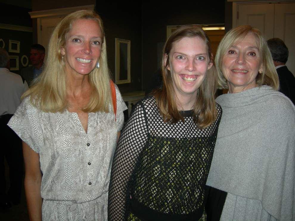 Patricia Gannon: Rotary Club breakfast _lowres