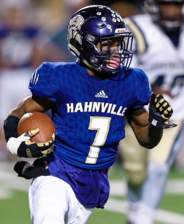 Pooka Williams (Hahnville Football)