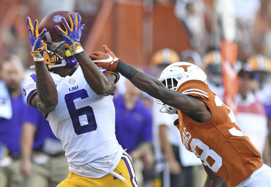 See the 56 SEC games, including LSU-Texas, that would be cut with conference-only schedule