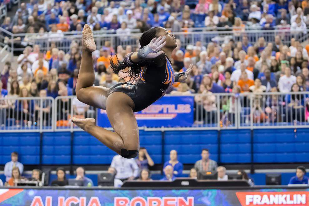 SEC championships: Five gymnasts to watch _lowres