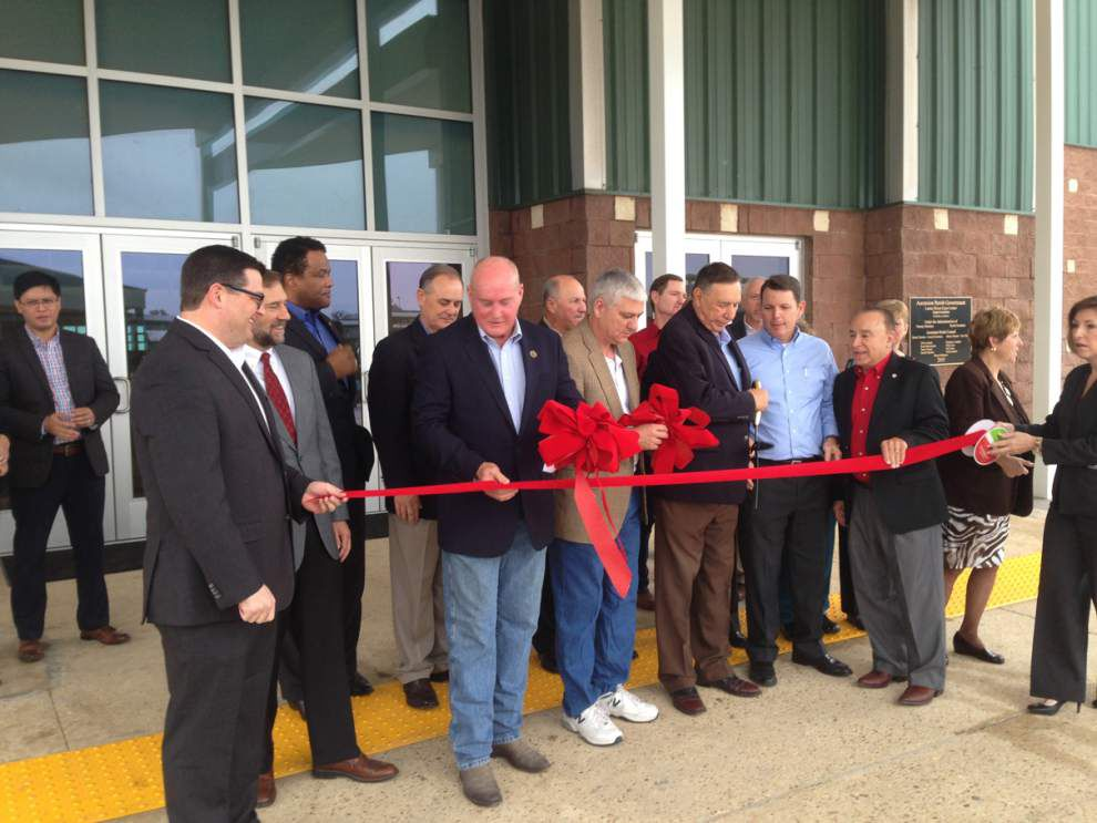 Ascension cuts ribbons on projects _lowres