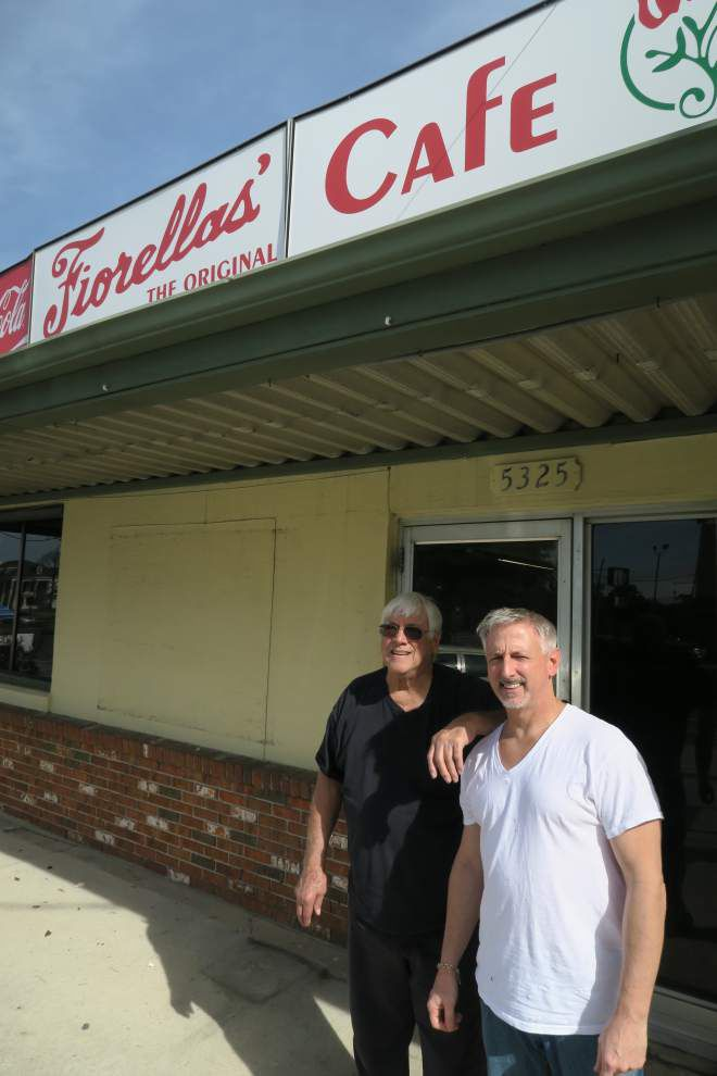 Fried chicken, family heritage and a new Fiorellas' in the works for Gentilly _lowres
