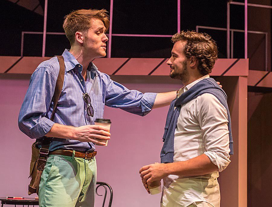 Review: The Two Gentlemen of Verona at Tulane's Shakespeare Festival_lowres