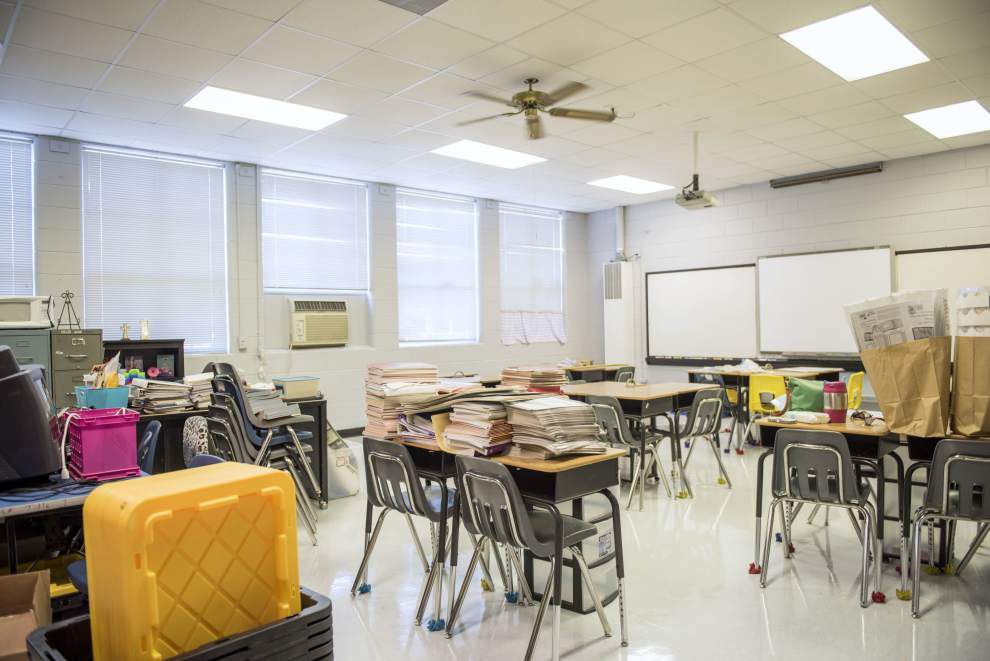 Standardized tests among factors for early August school start date; debate heats up over whether that's too early _lowres