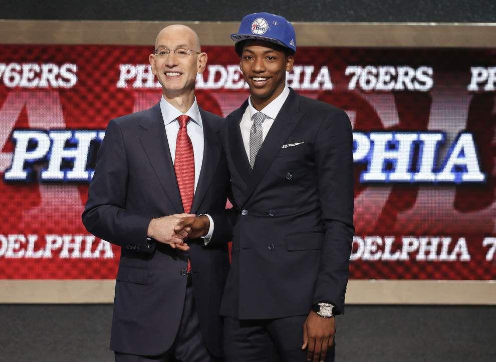 Philadelphia trades Ragin' Cajuns Payton to Orlando for Saric _lowres