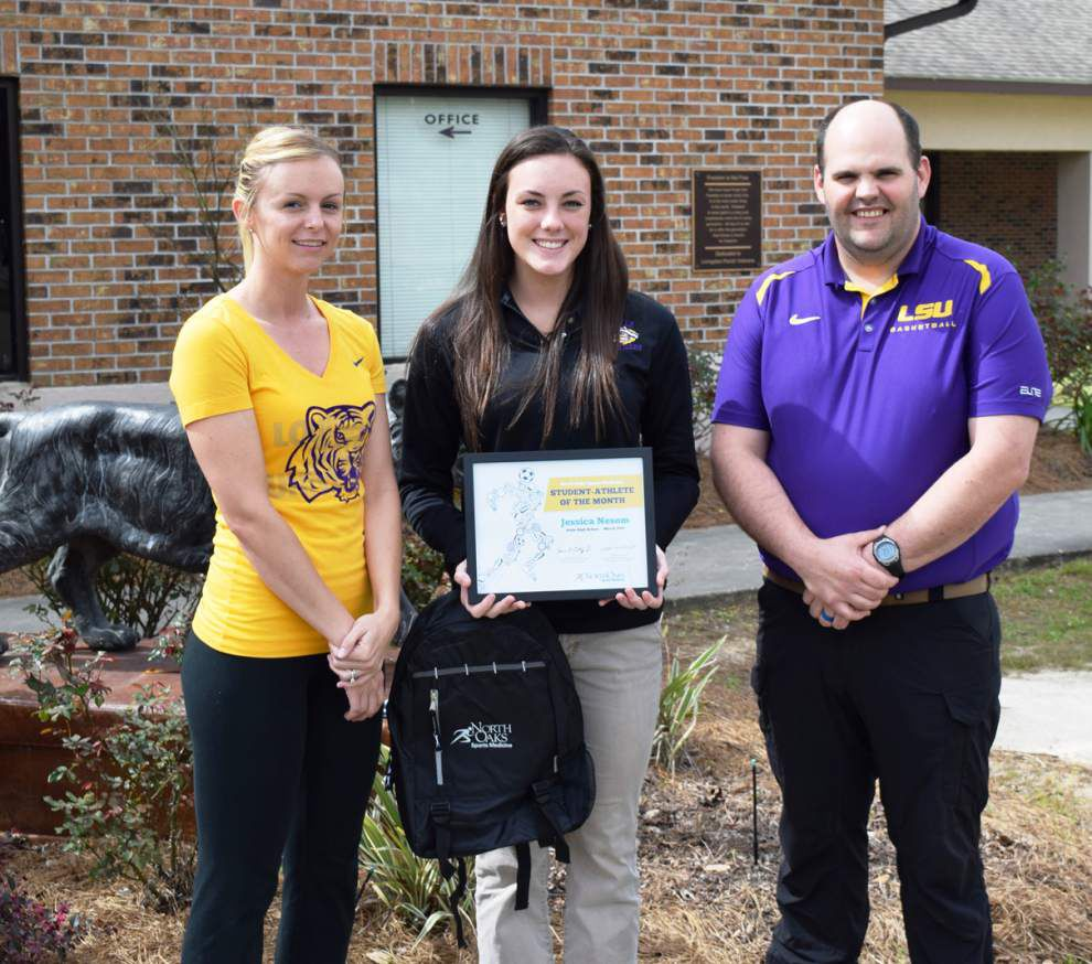 North Oaks announces Student-Athletes of the Month _lowres