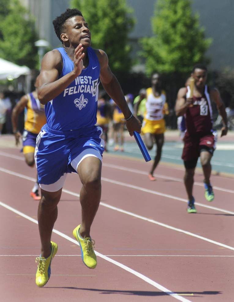 West Feliciana boys win Class 3A track title; Brusly girls finish third _lowres