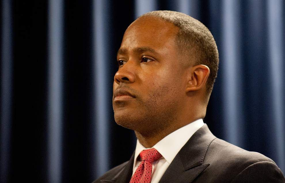 Orleans Parish School Board member Ira Thomas target of kickback investigation _lowres