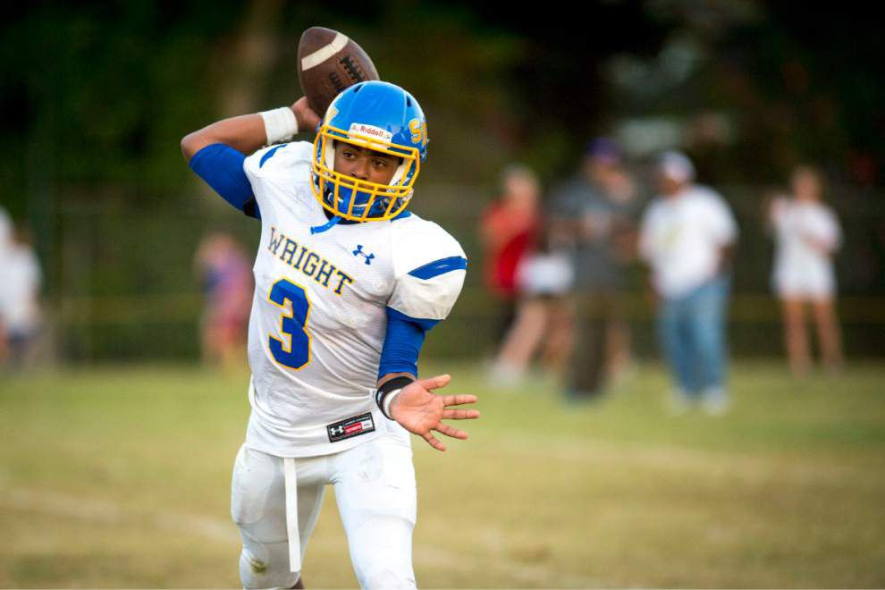 Country Days goes to 7-0; running back Jase Griffin, offense pile up numbers _lowres