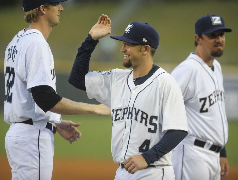 Baby Cakes? Po'Boys? New Orleans Zephyrs release 7 finalists for team's new name _lowres