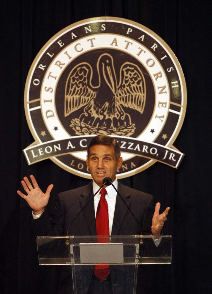 Orleans DA Cannizzaro wins plaudits, mostly, as he nears second term _lowres