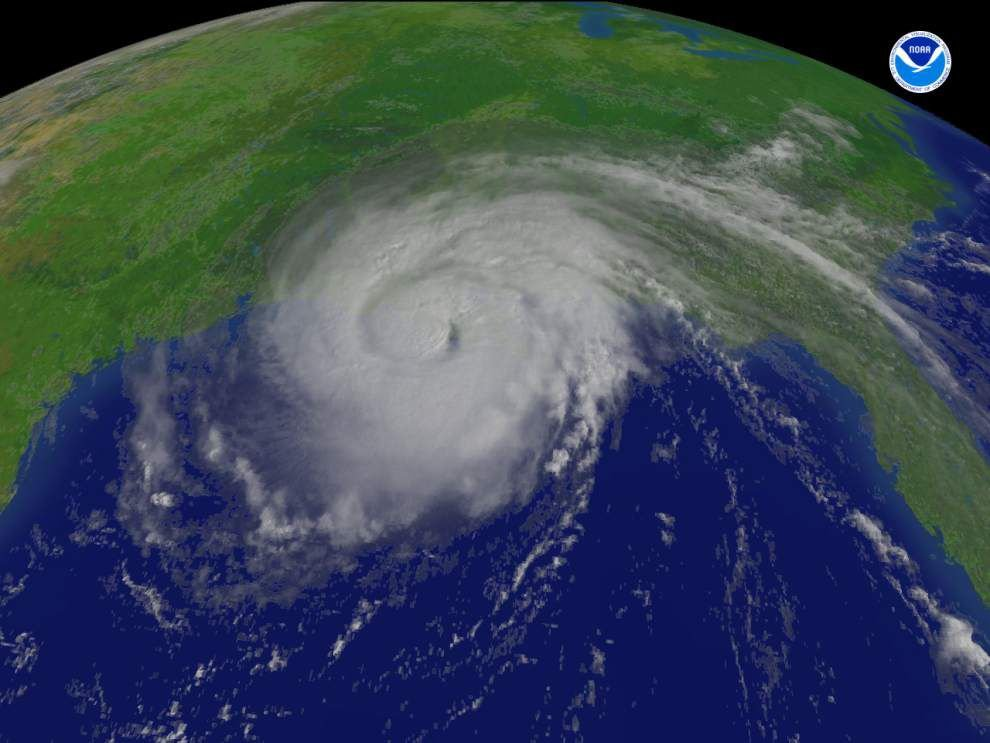 NOAA forecast for 2014: 3 to 6 hurricanes, one or 2 Category 3 or greater _lowres