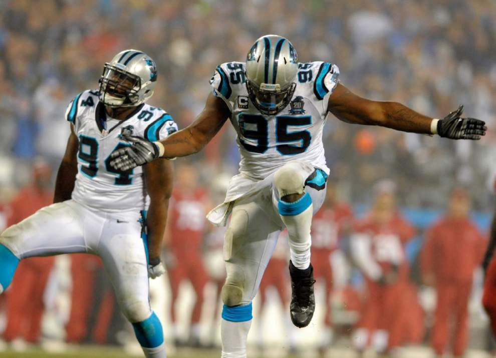 Carolina Panthers are alive in NFC playoffs despite record, off-field issues _lowres