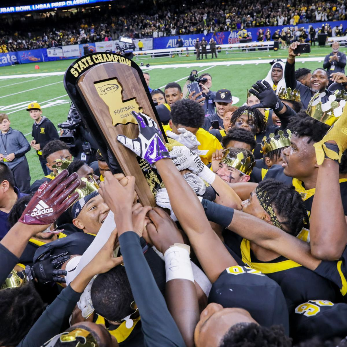 A Late Start One Time Rejoining Of Select Non Select Schools Part Of Lhsaa S New Football Plan High School Sports Theadvocate Com