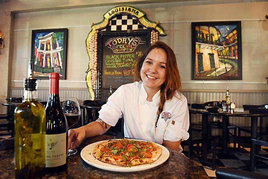 louisiana pizza kitchen food and drink coverage