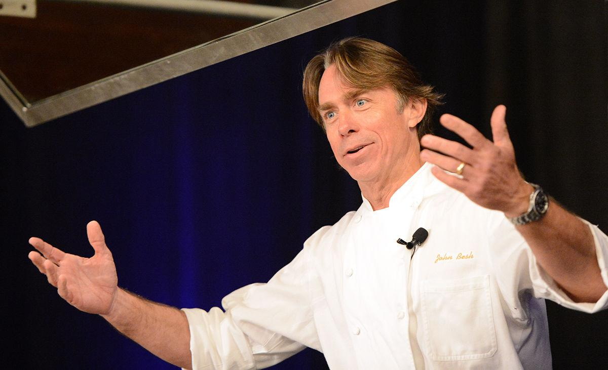 Chefs Charity John Besh photo by Andrew Cohoon.jpg (copy)