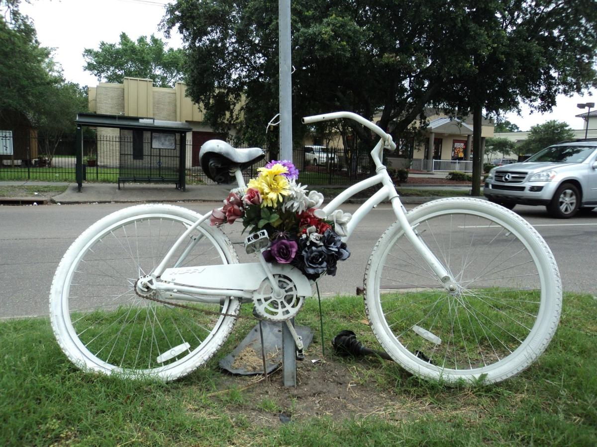 Blake Pontchartrain: ghost bikes in New Orleans_lowres