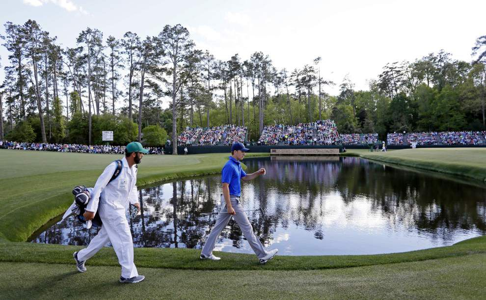 Masters primer: Scott Rabalais breaks down what you need to know on Day 3 of the Masters _lowres