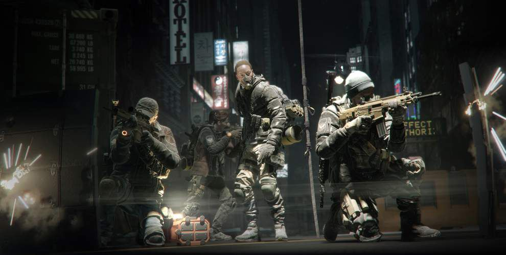 Review: Manhattan becomes a battlefield in 'The Division' _lowres
