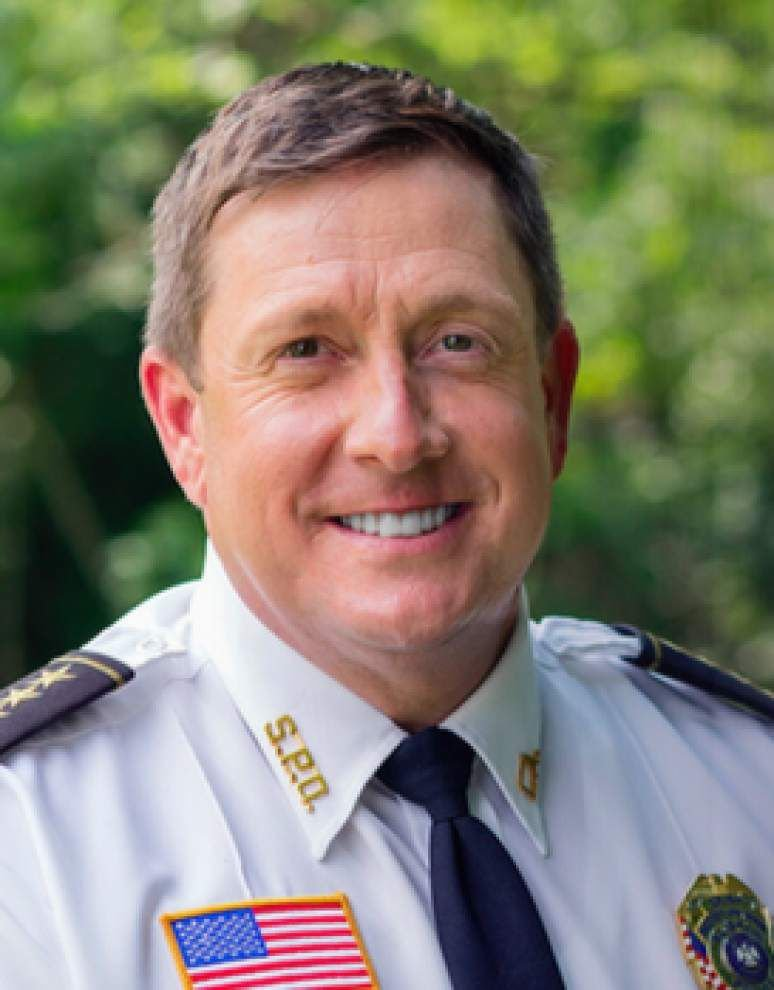 Outgoing Tammany sheriff touts office's solid financial position; incoming sheriff plans major review _lowres