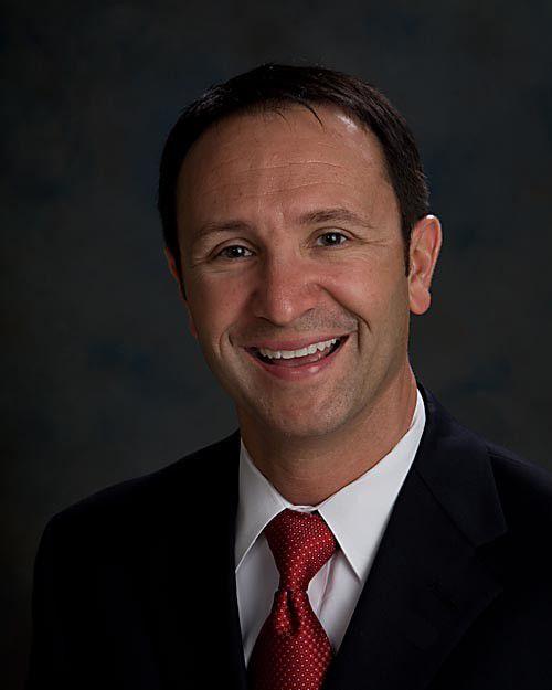 Attorney General Jeff Landry vs. Gov. John Bel Edwards on LGBT discrimination, transgender issues_lowres