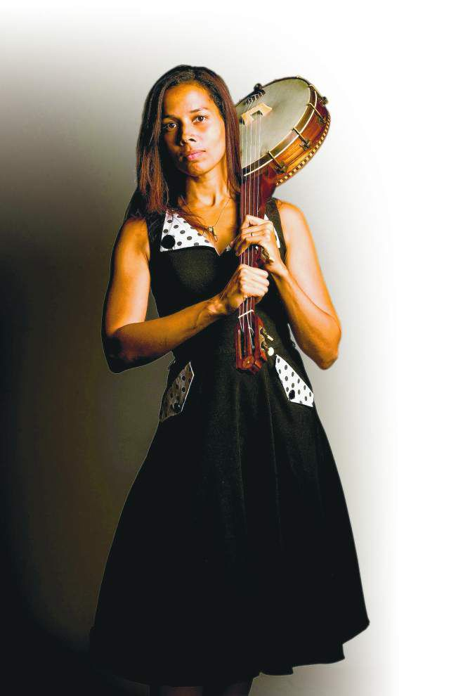 Rhiannon Giddens' 'masterpiece of passion' sure to be heard at Jazz Fest _lowres