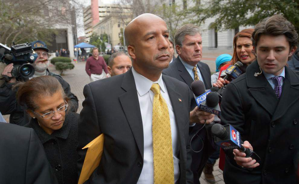 James Gill: Ray Nagin's creative legal argument suggests he should have retrial _lowres