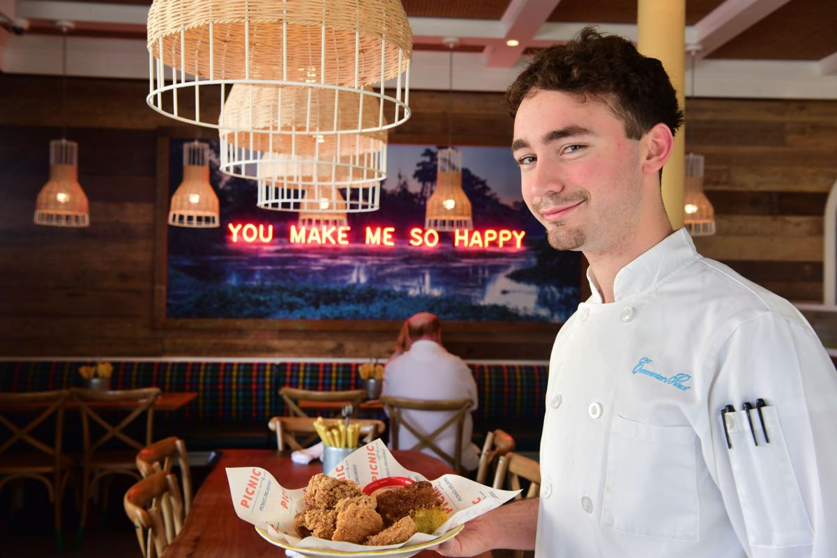 Restaurant review: 'New Orleans' fried chicken stars at Picnic Provisions & Whiskey