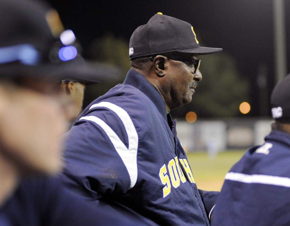 Taking 'baby steps,' Southern baseball team looks for more as it visits Loyola _lowres