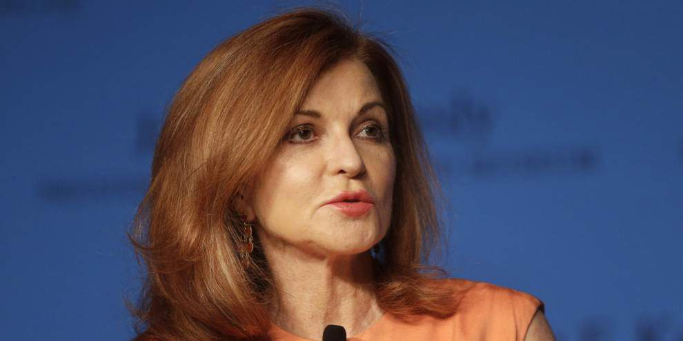 New York Times columnist Maureen Dowd entertains good government crowd with tales of covering the Oval Office _lowres
