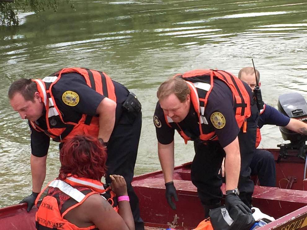 Woman drowns while tubing on Upper Amite River in Watson Sunday _lowres