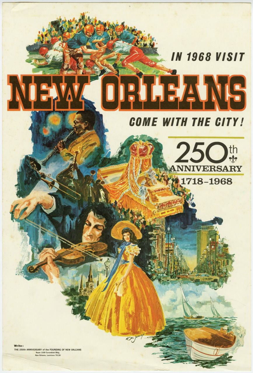 New Orleans tricentennial Preparing planning for cityu0027s