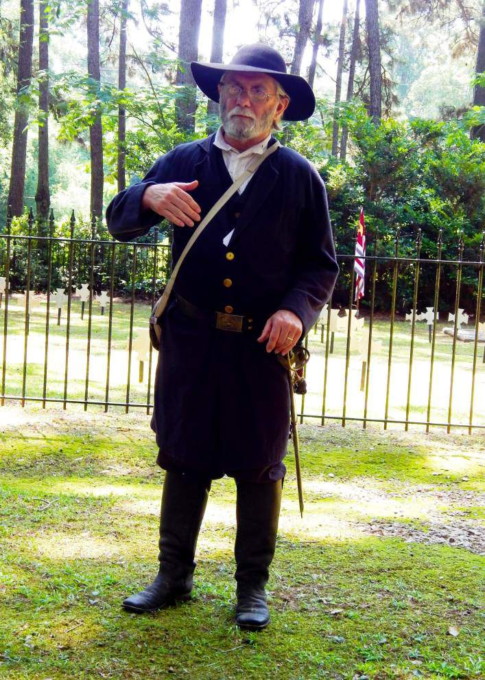 Confederate Memorial Day observed in Jackson _lowres