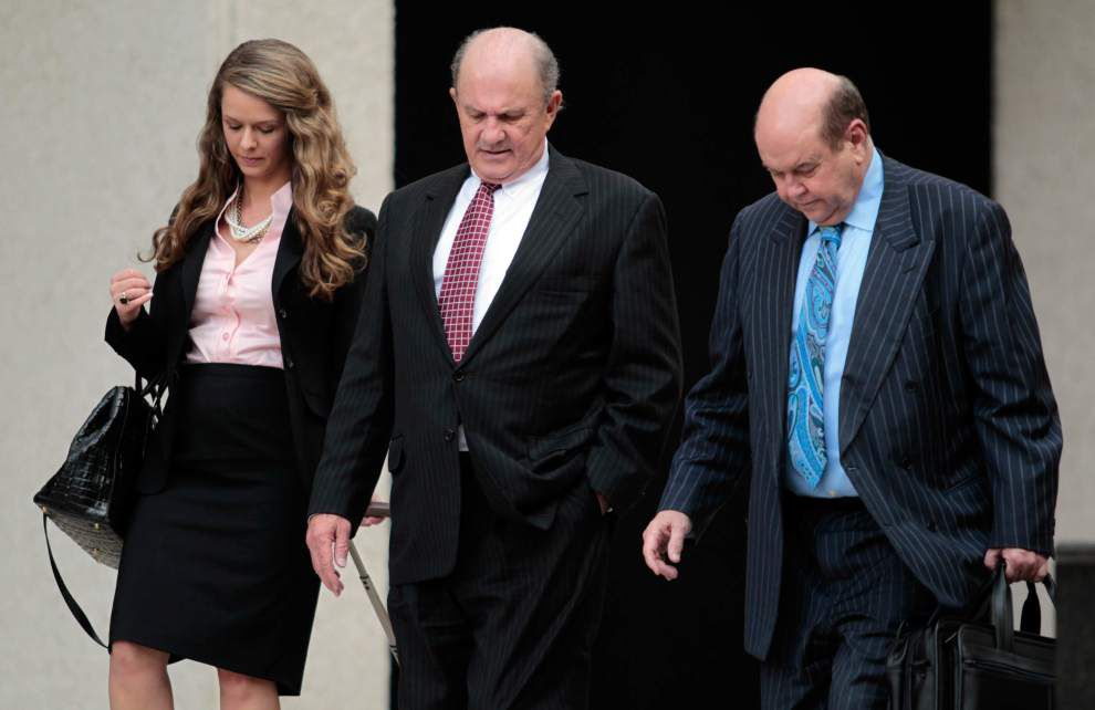 Ex-St. Tammany DA Walter Reed, relaxed, defends campaign practices on Day 10 of trial
