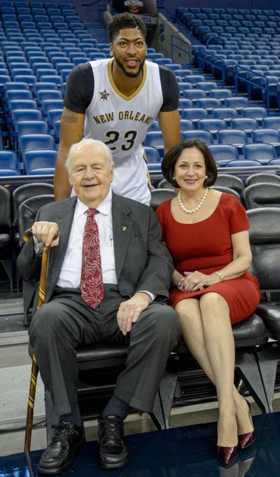 Half Of His Sporting Empire Pelicans Express Gratitude