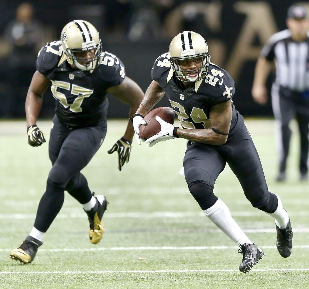 White is out to show what he can do against competition on the Saints _lowres