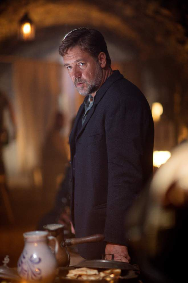 Review: Russell Crowe's 'Diviner' a robust, assured war tale _lowres