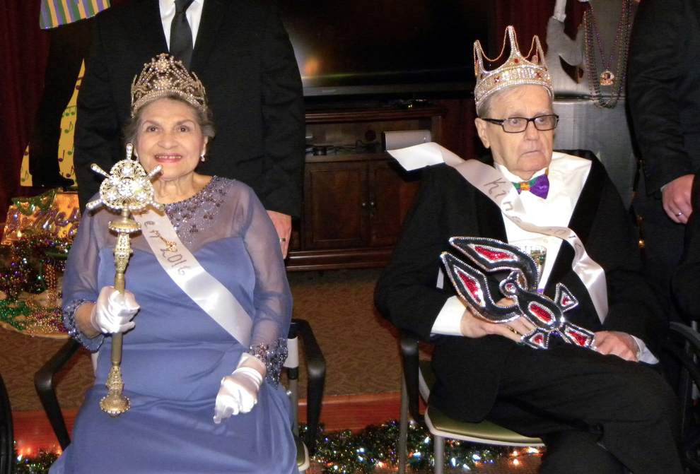 Our Lady of Wisdom Healthcare Center hosts Krewe of Wisdom ball _lowres
