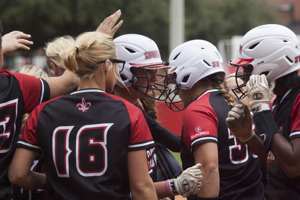 Ragin' Cajuns softball team welcomes No. 14 Baylor _lowres