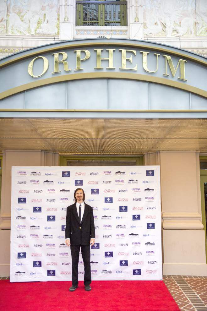 Photos: New Orleans Film festival kicks off the weekend at Orpheum Theater in New Orleans _lowres