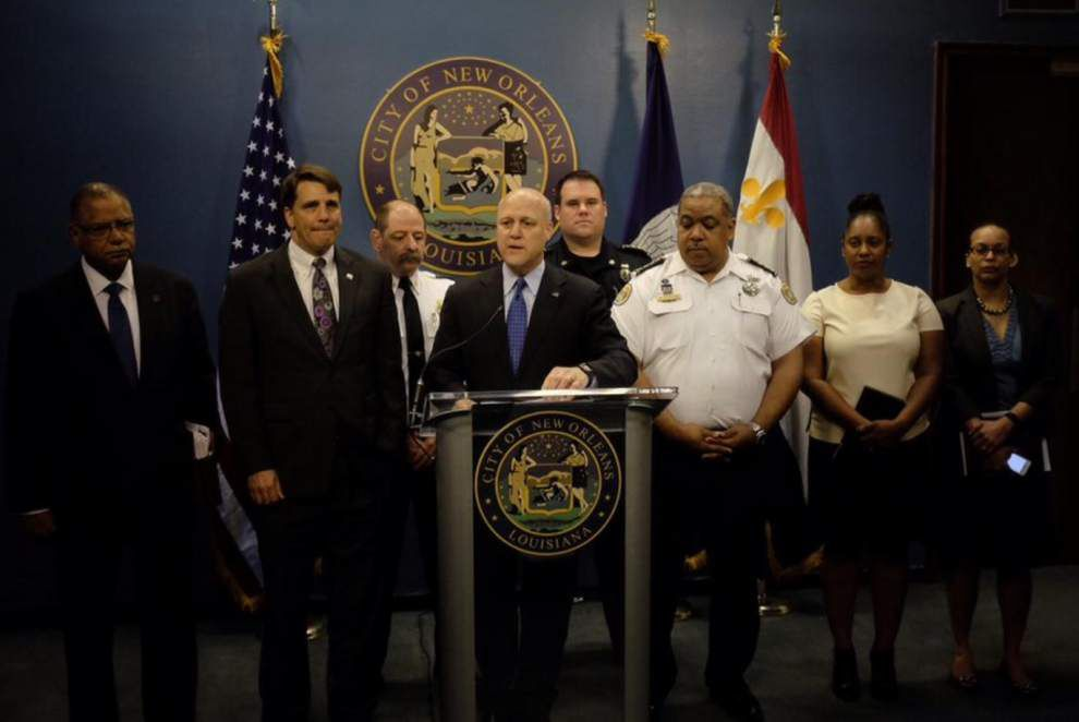 Mitch Landrieu's ultimatum to New Orleans firefighters: Agree to settlement or I'll pull plug on talks _lowres